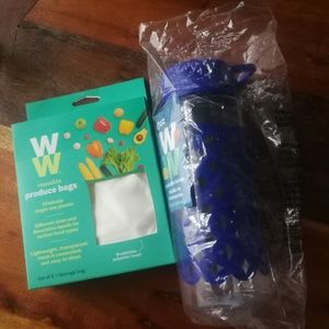 🥄WEIGHT WATCHERS | Bundle bottle and storage bags